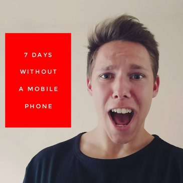 7 days without a mobile phone