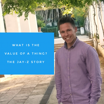 What is the value of a thing? The Jay-Z story
